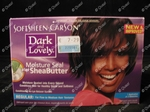 Dark & Lovely No lye relaxer kit regular
