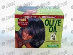 Organic Root Olive Oil Relaxer Kit Extra strong