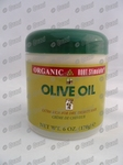 Organic root Olive Oil Jar 4oz